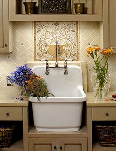 Grandy Marble and Tile - Home (this will take you to their site)  ♥ this sink!!!