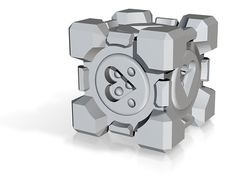 Weighted Companion Cube Dice by b8c0nator
