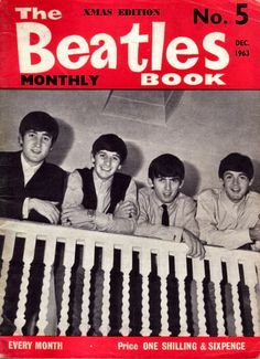 The Beatles Book monthly fan magazine - I eagerly waited for each new edition. Republished in someone should reprint them again. Great articles from Beatles insiders like Mal Evans. Ringo Starr, George Harrison, Paul Mccartney, John Lennon, Stuart Sutcliffe, Liverpool, Recital, Great Bands, Cool Bands