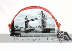 Geo and More: Kosmetiktasche London