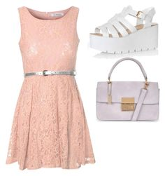 """"""""""" by shazzaandme ❤ liked on Polyvore featuring Glamorous"""