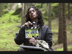 """""""The Musketeers Series II BBC webpage goes live tonight......:)"""" Ryan Gage BtS filming via Jessica Pope (King Louis)"""