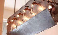 lighting fixtures.