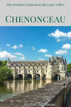 The Chateau de Chenonceau is one of the prettiest chateaus in the Loire Valley. It's well worth visiting for its beautiful interiors and gardens. It's also got a colourful history such as being the coveted possession involved in a Royal love triangle, the first place in France to display fireworks and an escape route for the French resistance during World War II.