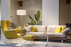 Label! Valdivia Sofa & First Class  Armchair |   @ IMM Keulen 2015