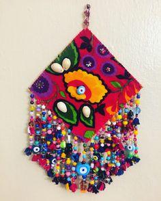 Nazarlık, pazen, pazen nazarlık, otantik, amulet, turkish eye, handmade, design
