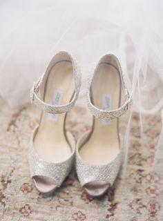 silver wedding heels http://trendybride.net/silver-wedding-shoes/ #jimmychoo #trendybride