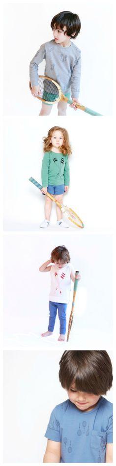 """Let's Play"" collection already available at www.lotiekids.com  #Kidsfashion #Childrenfashion #lotiekids"