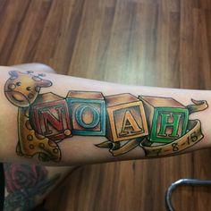 Ideias de Tatuagem para Homenagear os Filhos   Fotos de Tatuagens