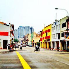 New & old of #Singapore #sg  #iphone4s #architecture #city #building #road #old #new #heritage #street #guosheng #guoshengz