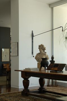 Kathleen Clements Design,  I love this console table