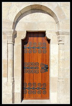 Budapest, Hungary door