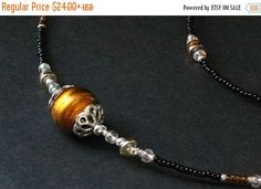 MOTHERS DAY SALE Eyeglass Chain. Tawny Amber Glasses Necklace. Nurses Lanyard. Auburn Eyeglass Holder. Losing My Marbles Badge Lanyard. Hand by Gilliauna from Bits n Beads by Gilliauna. Find it now at http://ift.tt/2py4KiD!