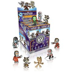 Guardians of the Galaxy Mystery Mini Figures