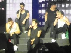Liam feel free to wear that tank top more often it's cool