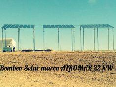 Adiós a los fósiles Hola a las renovables.  #bombeosolar  finalizado! Esta vez en España!   #desenchufate