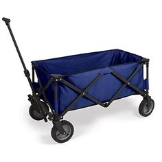 Picnic Time Collapsible Adventure Wagon Navy ** You can get additional details at the image link.