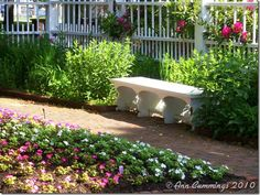 A favorite spot in our beautiful Prescott Park along the river in downtown Portsmouth.....