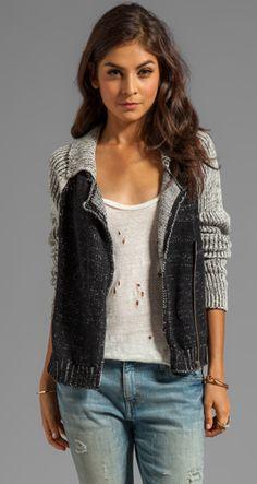 Sweater cardigan #cozy