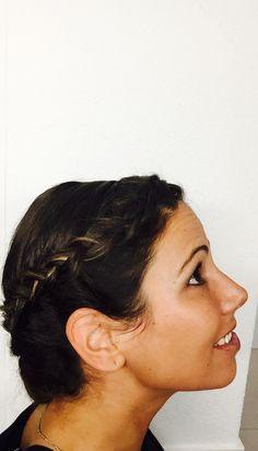 Hoop Earrings, Jewelry, Fashion, Braided Hairstyle, Braid, Jewellery Making, Moda, Jewerly, Jewelery