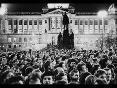 Velvet Revolution 1989 - Long live Czechoslovakia
