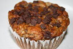Banana Muffins – 2 Weight Watchers Pro Points each | fatgirlslimmer