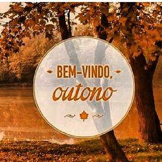 Bem-vindo Outono!