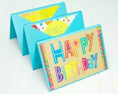 make your own birthday card | Cards Designs Ideas