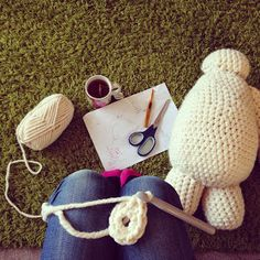 I will get to part two of 'How to Make Money from Crochet', but in the meantime I thought I'd share this with you...   I've been wo...