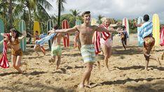 Disney Channel's 'Teen Beach Movie' Songs Get A Cappella Treatment (Video) Krav Maga Self Defense, Movie Songs, Movies, Self Defense Classes, Learn Krav Maga, Self Defense Women, Garrett Clayton, Combat Training, Teen Beach