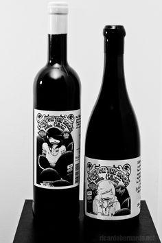 Lolita & Milf safe at home! #Wine - Ricardo Bernardo Spaces PD