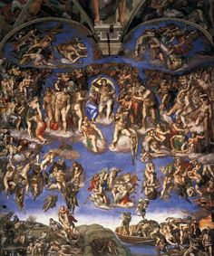 michelangelo | The Pines of Rome: Michelangelo's Last Judgment and Marcello Venusti's ...