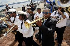 New Orleans, Louisiana Jazz Band