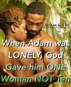 Adam and Eve Black Love Quotes, Black Love Art, My Black Is Beautiful, Beautiful Things, Thing 1, First Humans, Adam And Eve, Real Love, My Guy