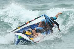 Best of the week: Ocean Thunder Surf Boat Series - Sydney