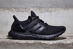 "adidas' Ultra Boost Receives a Highly Anticipated ""Triple Black"" Makeover"