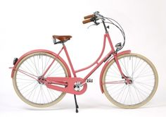 The Bella, classically styled dutch bikes and accessories from Beg Bicycles