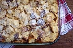 Overnight French Toast Casserole | The Merry Gourmet