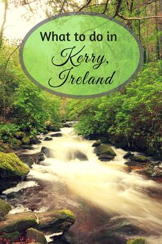 How to tick off your bucket lists when you visit the county of Kerry in Ireland, which borders the Atlantic Ocean. From heading out round the Ring of Kerry to the Dingle Peninsula, the spot where Star Wars was filmed and the beautiful National Parks like Killarney, road trips are the perfect way to explore and experience this stunning county. Use my guide to what to see, do and experience to plan an adventure like no other today!