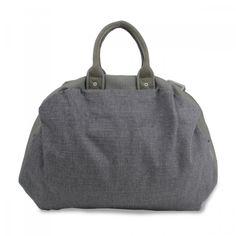 Seine bowler bag (islandic ash)