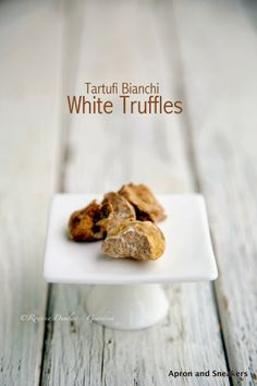 Apron and Sneakers - Cooking & Traveling in Italy and Beyond: Taglietelle With White Truffles (Taglietelle al Tartufo Bianco)