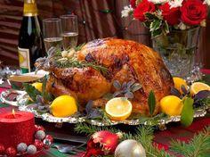 Na Cozinha da Margô: Peru de Natal
