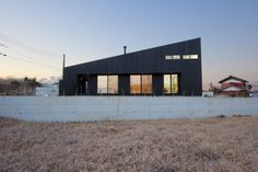 Beach House in Onjuku, Japan, by Bakoko (2012) #architecture #house #contemporary