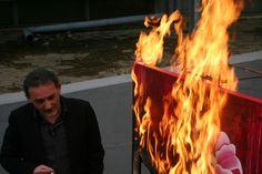 Subventions: en Italie, un musée en colère a déjà brûlé trois oeuvres d'art
