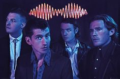 Sheffield's Finest Arctic Monkeys Poster, 91.5cm x 61cm #articmonkeys #sheffield #rockband #rockmusic