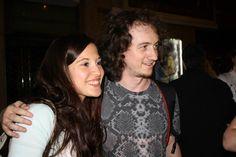 With Amélie Berbié and Ruslan Sirota.
