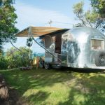 Vintage Airstream available for glamping, Mornington Peninsula VIC Australia  Happy Glamper - www.happyglamper.com.au