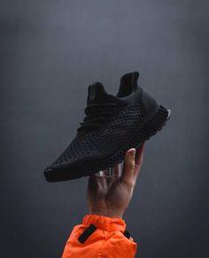 "2980505e6136dd rhubarbes  ""Adidas 3D Runner via morgan crepecity.co.uk ("