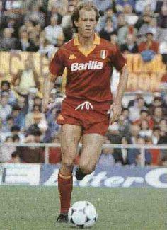 Paulo Roberto Falcao, Roma (1980-1985)