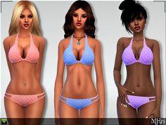 Margeh-75's S4 Polka Heart Bikini